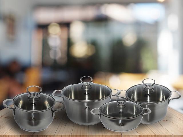MASTER<sup>TM</sup> посуда из нержавеющей стали