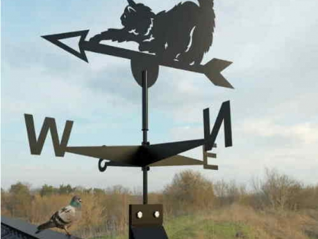 Флюгеры, указатели ветра